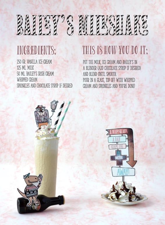 Baileys Milkshake_EN
