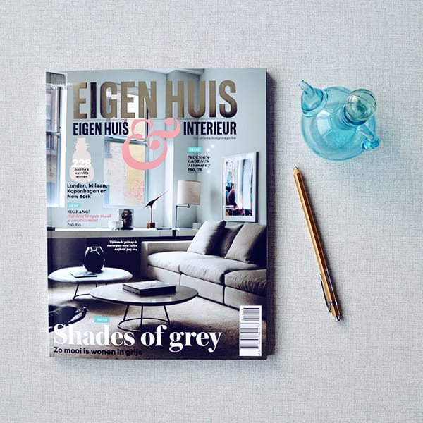 In eigen huis interieur magazine franje design for Magazine decoration interieur