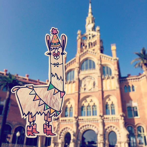 Barcelona_LlamaInvasion_5