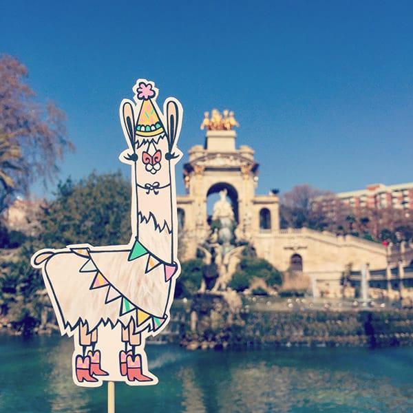 Barcelona_LlamaInvasion_8